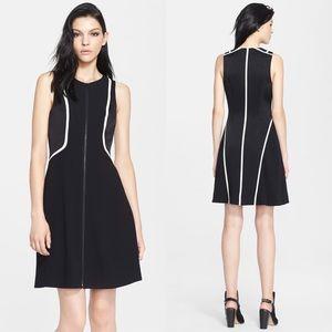 Rag & Bone Andrea Front Zip Dress